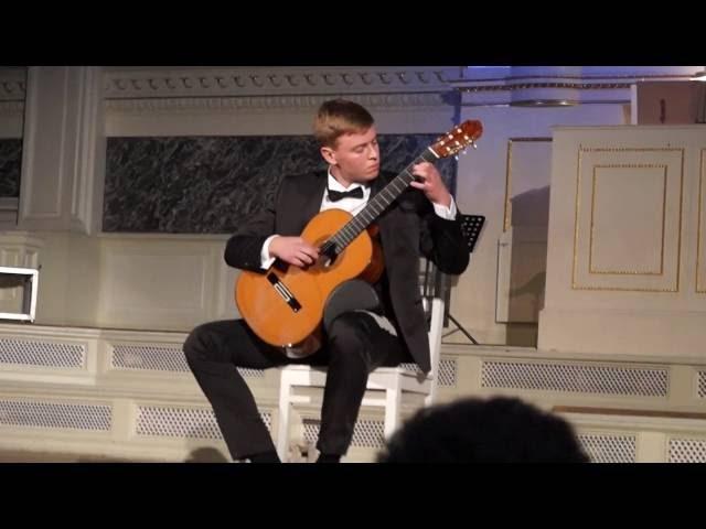 Sonata by Mario Castelnuovo-Tedesco op.77 Omaggio a Boccherini part 3