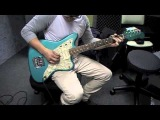 Jazzmaster with Seymour Duncan SJM1 mods