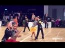 Danila Boriskin Elizaveta Ulianova RUS 1 2 Samba