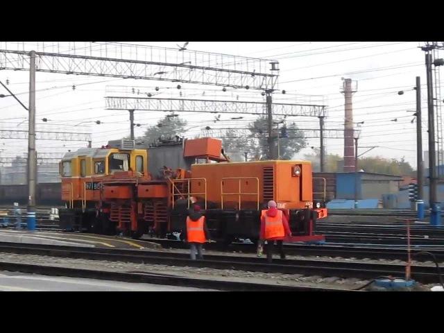 ПМГ-152 станция Екатеринбург-Пассажирский