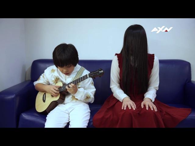 The Sacred Riana Forge a Friendship! | Asias Got Talent 2017