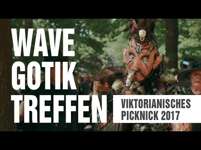 Wave-Gotik-Treffen 2017 Viktorianisches Picknick (WGT 2017)