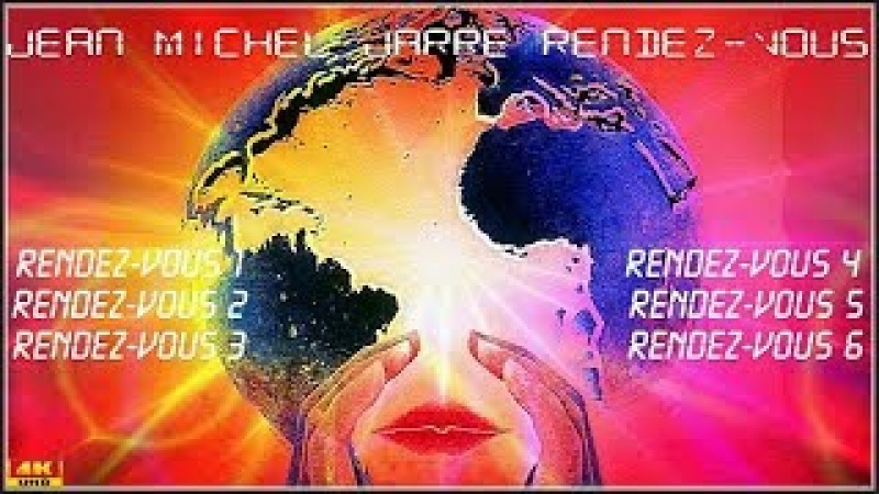 Jean Michel Jarre 1986 RENDEZ-VOUS Full Album (Remaster 2015) UHD 4K