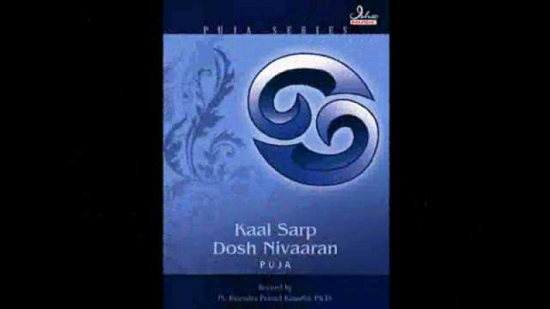 Kaal Sarp Dosh Nivaran Mantras - Aavaran Sahit Naag Puja