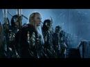 Битва у Хельмовой Пади Часть 1 Сцена из фильма Властелин Колец Две Крепости