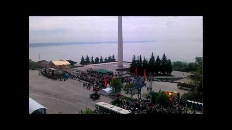 День Победы - Ульяновск 9 мая 2012 10:04:53
