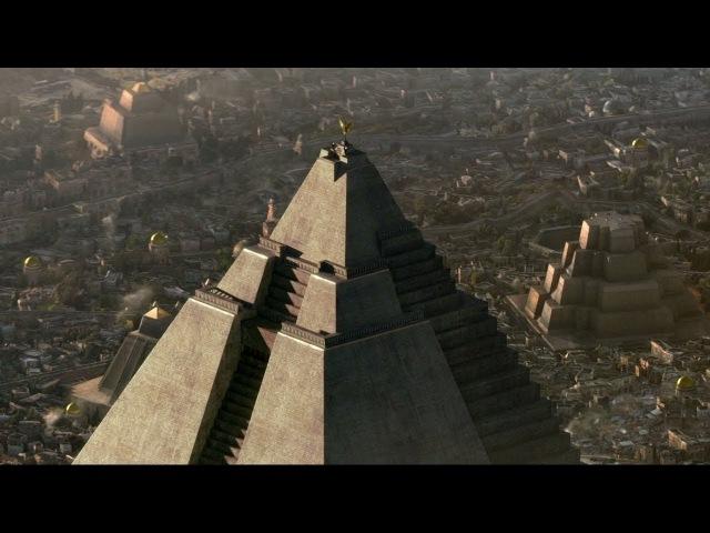 Золотые храмы пришельцев Иные доказательства палеоконтакта Люди и пришельцы жили вместе