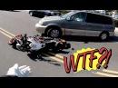 Hectic Road Bike Crashes Motorcycle Mishaps 2017 [Ep.31]