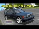 Машина Mercedes-Benz 190 E (W201) для City Car Driving 1.5.5