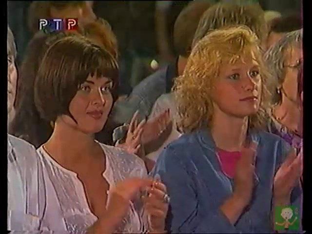 Алексей Глызин против Сергея Рогожина [Музыкальный ринг] (РТР, 18 июня 1999)