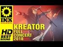 KREATOR - Full Concert 20/1/2018 @Principal Thessaloniki Greece