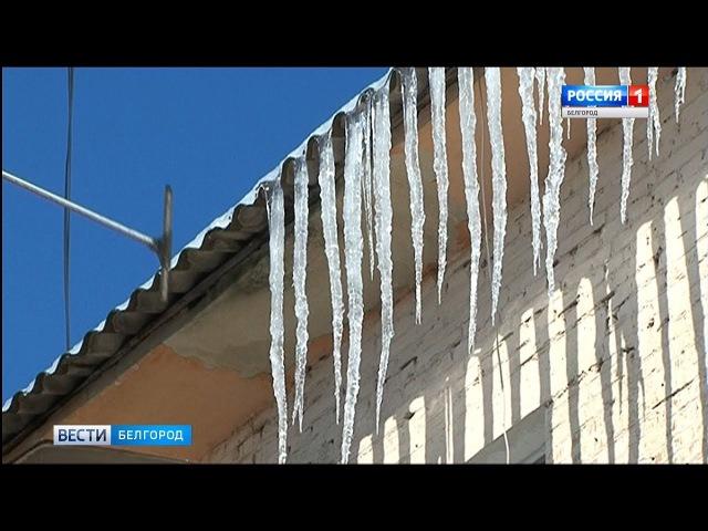 ГТРК Белгород - Нависшая угроза