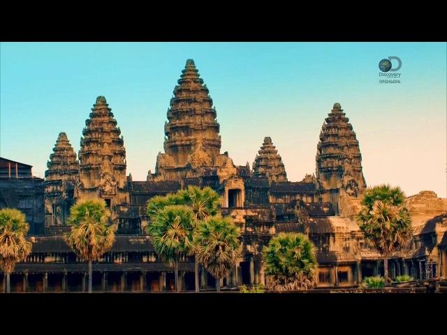 Взрывая историю. Затерянный храм в джунглях