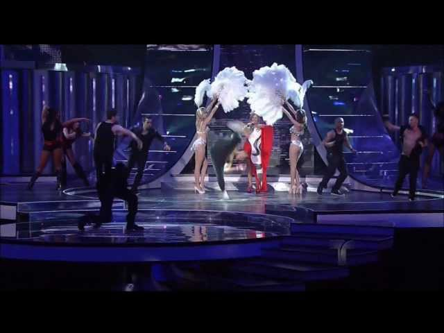 Don Omar Lucenzo Danza Kuduro y Taboo Billboard Latin Music Awards 2012