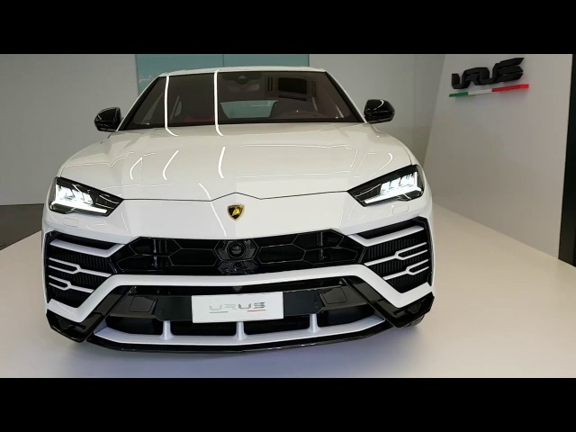LAMBORGHINI URUS now on sale.