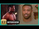 'Black Panther': Michael B. Jordan On His Physical Transformation For Erik Killmonger