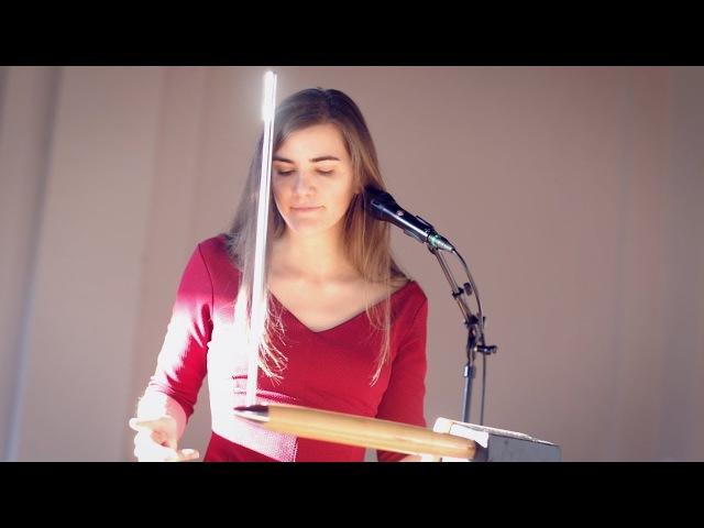 Carolina Eyck - Soliloquy - theremin voice