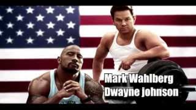 Mark Wahlberg Dwayne Johnson - Delinquent Habits Return Of The Tres