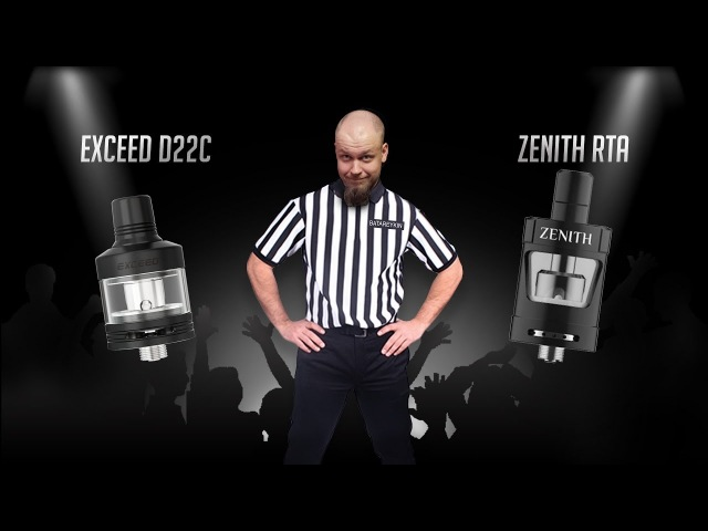 MTL НЕОБСЛУГИ: Zenith MTL VS Exceed D22