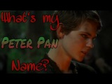 Peter Pan (feat. Captain Hook) - What's my Name OUAT AMV