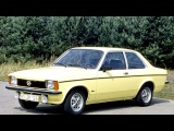 Opel Kadett 2 door Sedan C 1977–79