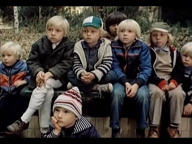 Незнайка с нашего двора 1 2 серии Одесская киностудия 1983 год