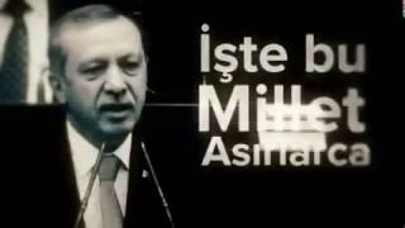 Erdoğanın Paylaşım Rekorları Kıran Konuşması.!