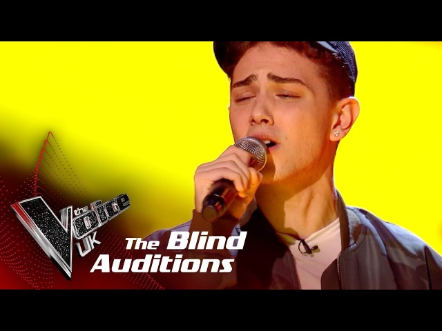 Harri Oakland Performs 'Say You Won't Let Go': Blind Auditions | The Voice UK 2018