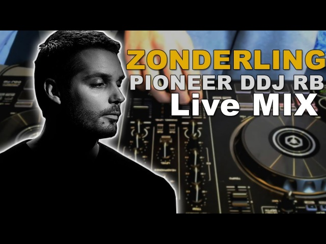 PIONEER DDJ RB HEXAGON LIVE MIX l Zonderling, DonDiablo, StadiumX, RetroVision