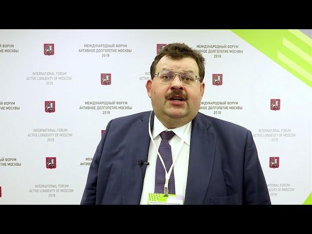 Александр Гаврилов об участии системы образования в активном долголетии в Москве