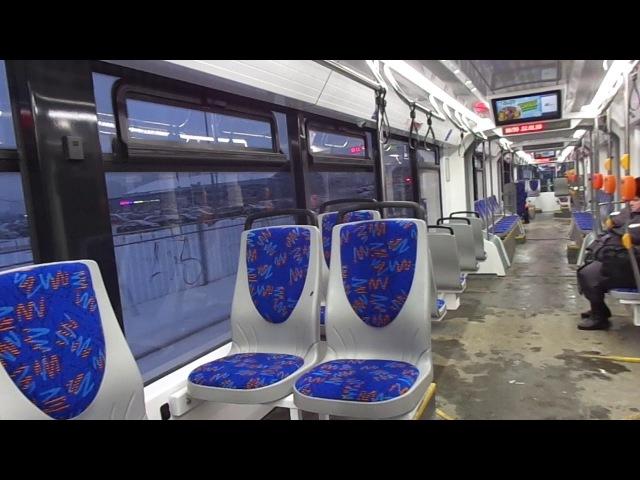 Новинка! Трамвай Санкт-Петербурга 8-76: 71-931М