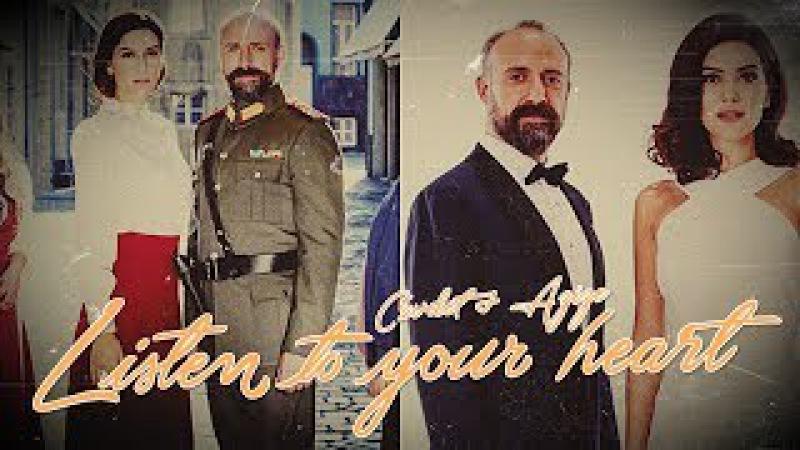 Cevdet Azize - Vatanim Sensin {Listen to you r heart} NAPISY PL