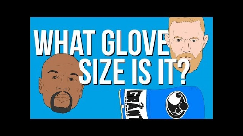 WHAT'S THE GLOVE SIZE, 8 oz OR 10 oz? | MAY/MAC NEWS