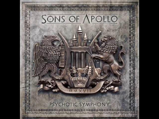 Psychotic Symphony - Sons of Apollo [2017](USA)|Progressive Metal