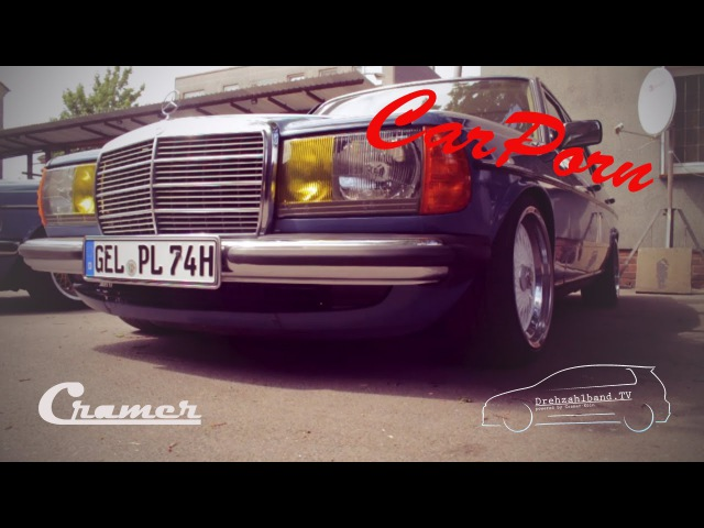 CarPorn | Mercedes-Benz W123 280 CE 300 D
