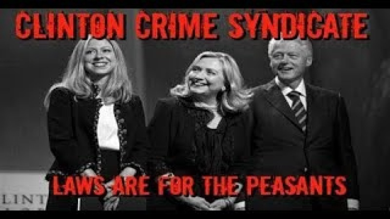 Rise of the Clinton Crime Syndicate - Brooks Agnew (2 of 2)