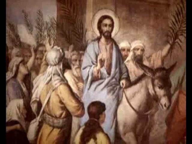 Закон Божий. Притчи о призвании язычников. 195