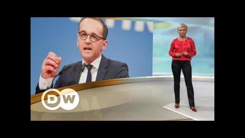Что Берлин думает о перевыборах Путина и санкциях против его друга Шредера DW Новости 19 03 2018