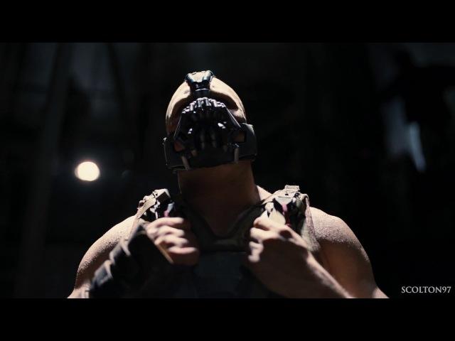 BATMAN v BANE with Afflecks Batman theme (Hans Zimmer Junkie XL) | Swapping Soundtracks