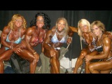 Collection Female Bodybuilders 2017! Extreme BodyBuilders! Collection Muscle women 2017! FBB!