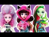 Howling Hoodies and Ghostly Tea Party New Monster High 2018 dolls collections