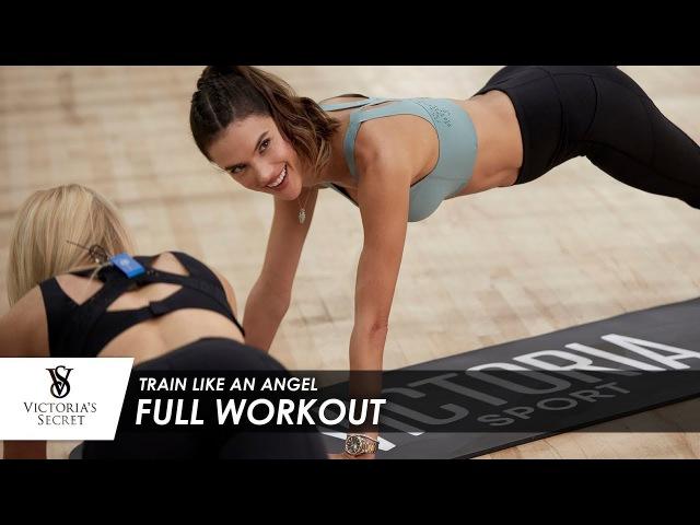 Train Like An Angel Full Workout