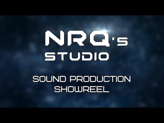 NRQ's Studio - Примеры сведения металл/рок