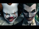 🎈 Pennywise (IT) vs. The Joker   Battle Of The Clowns