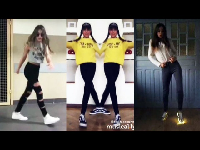 ★ BEST Shuffle Dance Musical.lys of November - Best Musical.ly Compilation 2017 ★