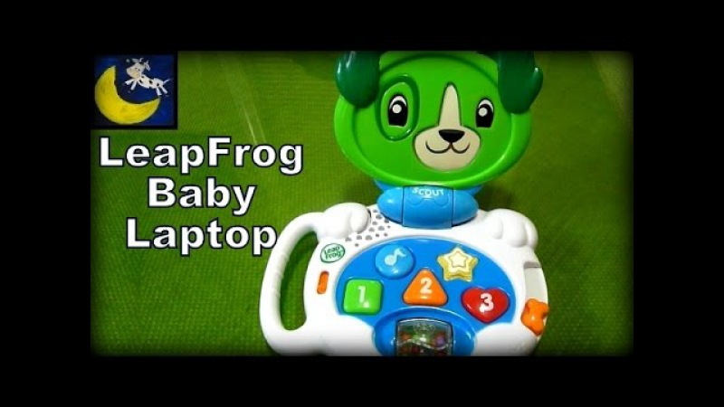 LeapFrog MyTalking LapPup Scout Baby Laptop Review