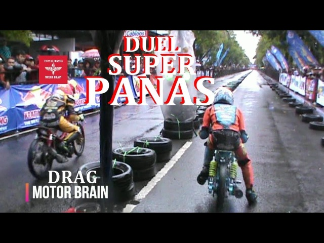 DUEL SUPER PANAS ! FIZR SREDEK AMTECH EJ vs PEKING ARILLIO JUNIOR   VIDEO DRAG BIKE