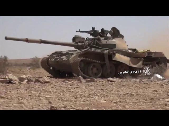 ВАЖНО: Котёл для ИГИЛ, Армия Сирии и ВКС России террористов в Центральной Сирии
