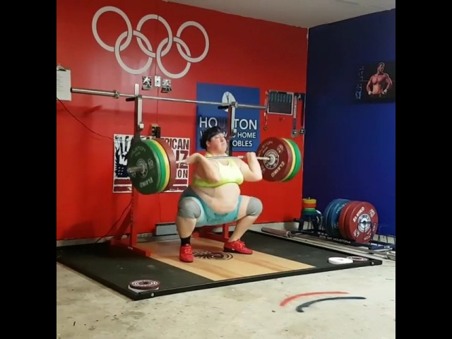 "🎉FOLLOW TO WIN FREE GYM WEAR⤴️ on Instagram: ""F THE HATERS 💪💪 135kg lift ! Olympic champion - @roblympian"""