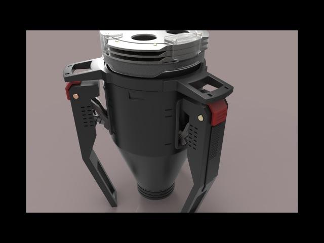 Zbrush Hard surface Zmodeler Modeling 3D props